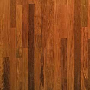 Industparquet Santos Mahogany Natural Hardwood Floor