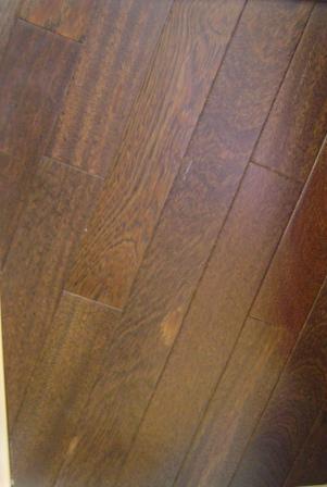 Indusparquet Angelim Nero Plank 5 16 Quot Solid Prefinished