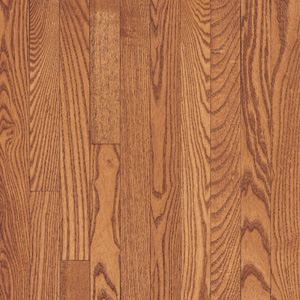 Natural Bruce Hardwood Floors CB210 Dundee Strip Solid Hardwood Flooring