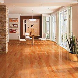 Br111 Triangulo Brazilian Cherry Jatoba Plank Flooring